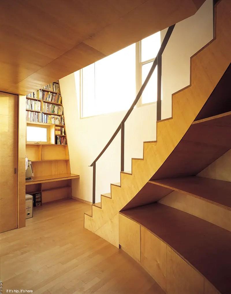 The Pixel house interior