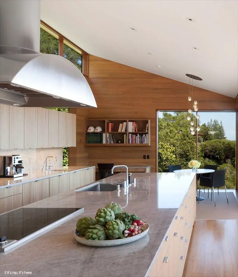 kentfield residence kitchen