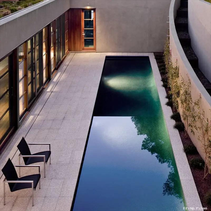kentfield residence swimming pool
