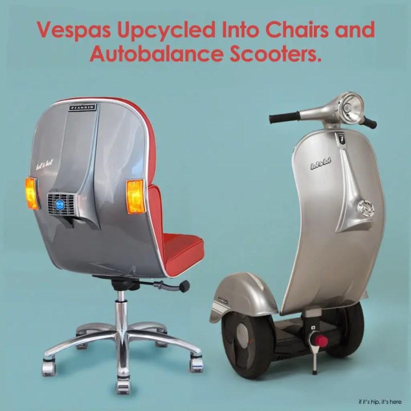 Bel & Bel give vespas new life