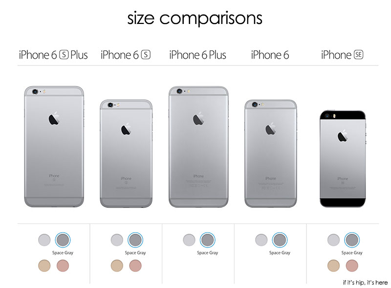 iphone size comparison all about the apple iphone se features specs pics and 12320