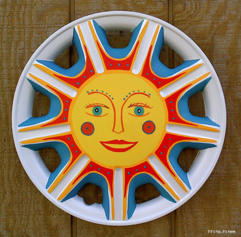 The Best Hubcap Art Out There