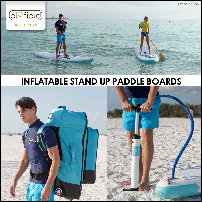 Blofield Inflatable Stand-up Paddle Boards
