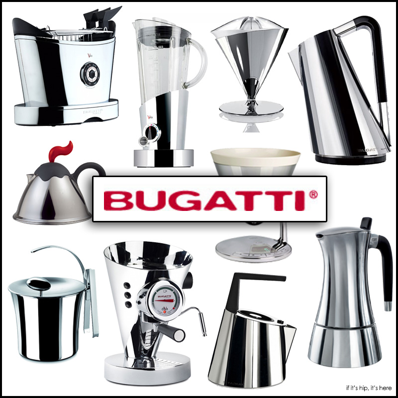 Stunning Bugatti Appliances and Kitchenware