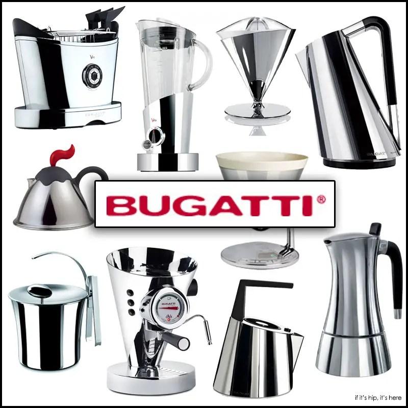bugatti that belongs in the kitchen not the garage