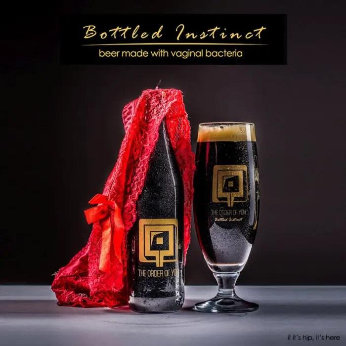 Bottled Instinct Vaginal Beer