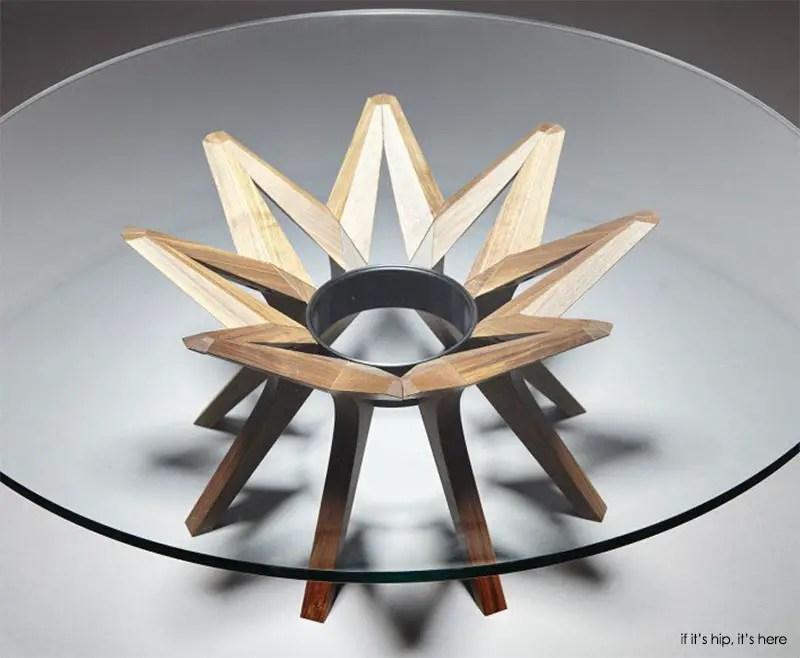 Y TABLE Table by REDA AMALOU DESIGN