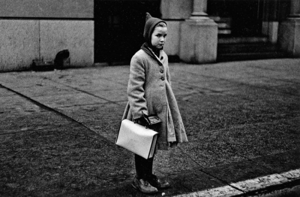 Previously Unpublished Diane Arbus Photos In The Beginning