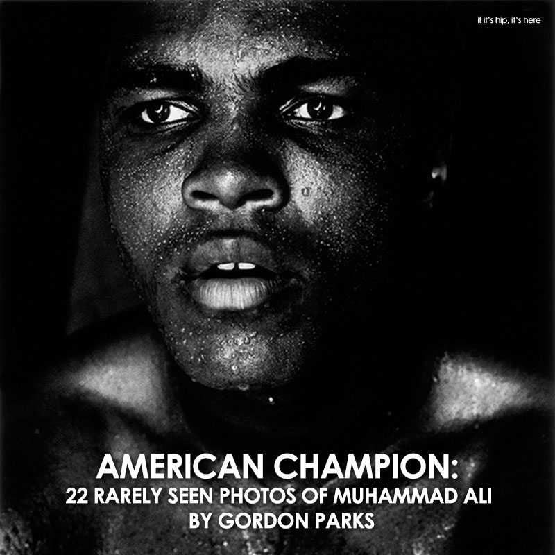 Gordon Parks Muhammad Ali photos