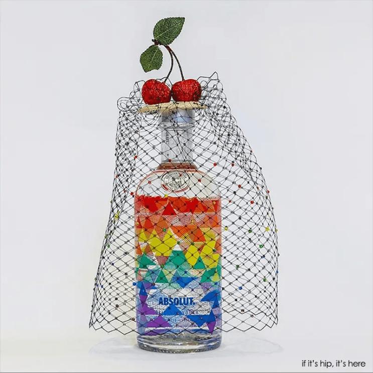 Piers Atkinson absolut bottle