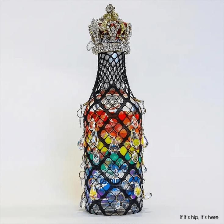 Ed Marler Absolut bottle design