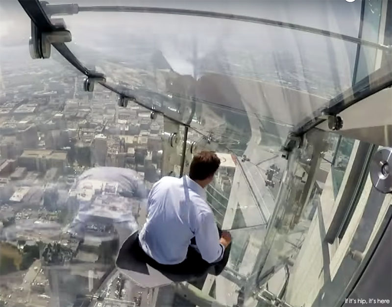 the los angeles skyslide