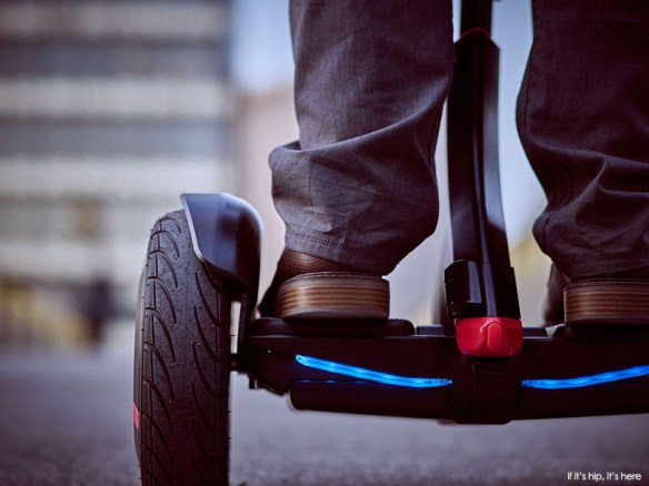 Move Over Hoverboards, The Ninebot Powered Segway miniPRO Is
