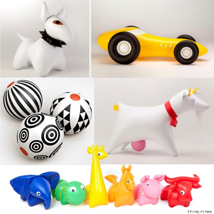 FATRA re-issued inflatables