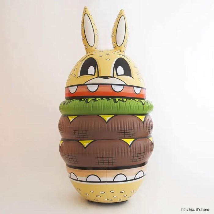 The Joe Ledbetter Bunny Burger