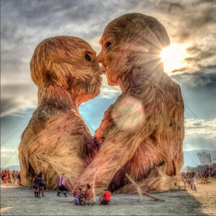 Best Photos Burning Man 2016