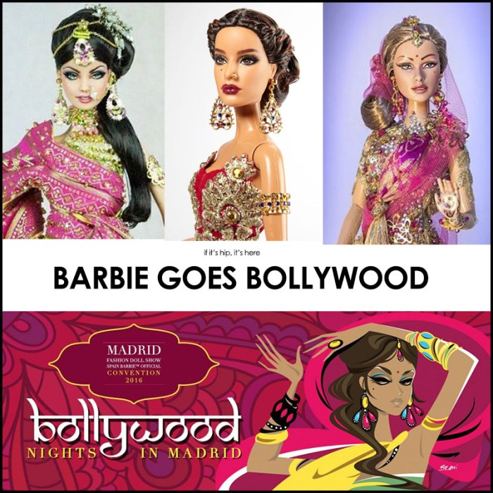 Barbie Goes Bollywood