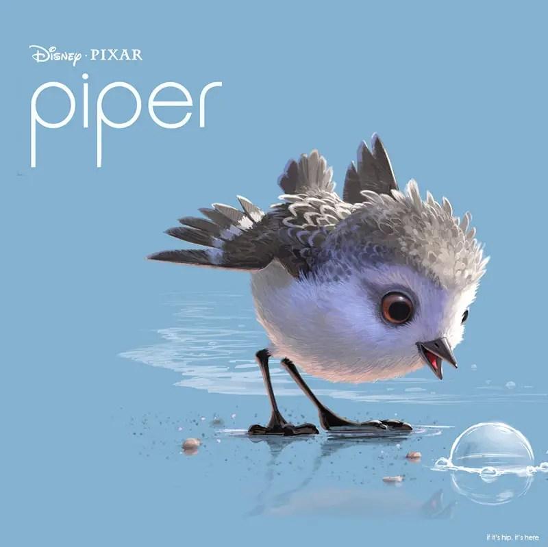 Pixars Piper Animated Short