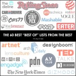 60 Best 2016 Best Of Lists – from Art to Entertainment to Tech.