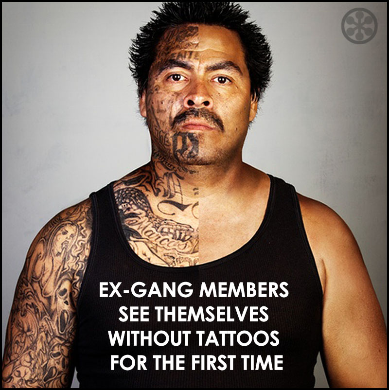 Marked For Life Tattoos And Gangs: Looking Beyond The Tattoos By Steven Burton