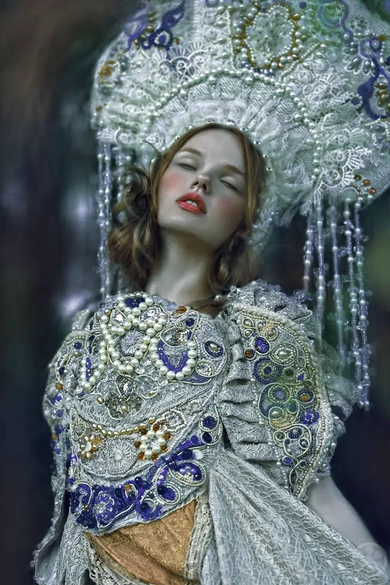 Agnieszka Osipa Costumes Photographed by A.M. Lorek