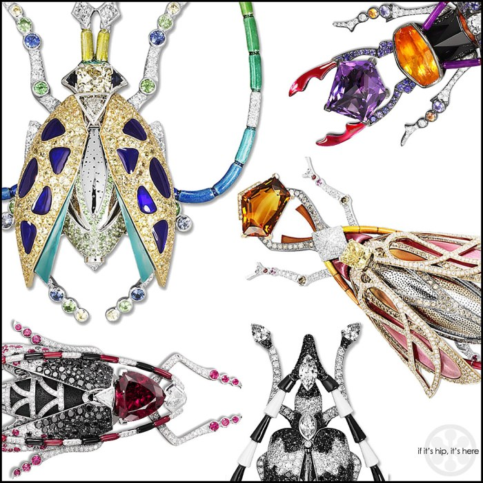 Lorenze Baumer Bejeweled Beetles