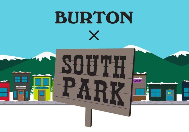A look at the complete Burton X South Park Collection eae0f983940
