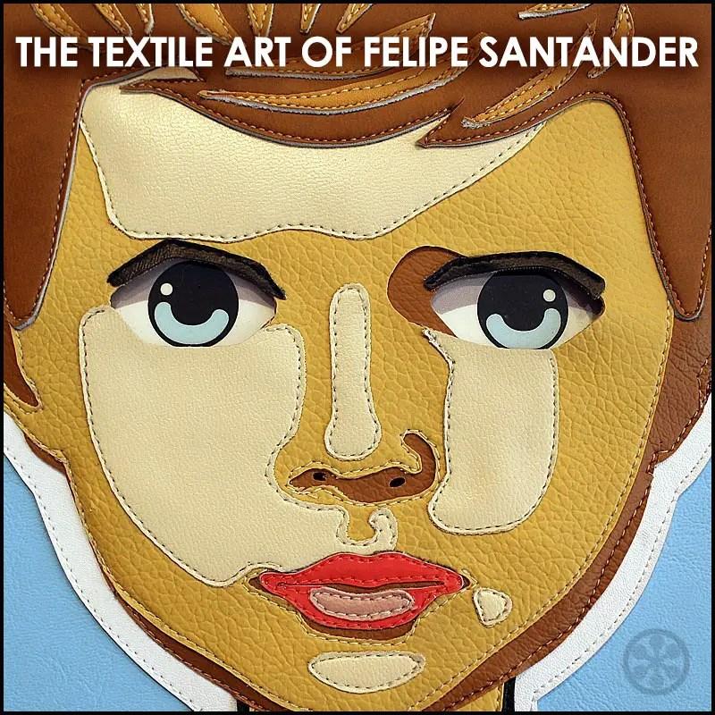 felipe santander art
