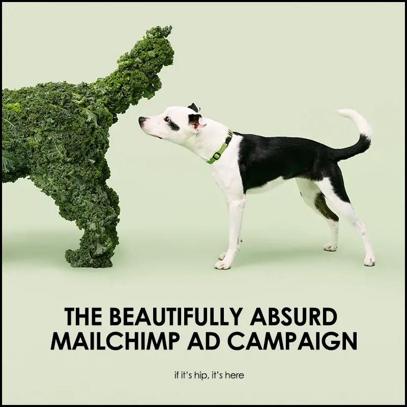 mailchimp ad campaign by Droga 5