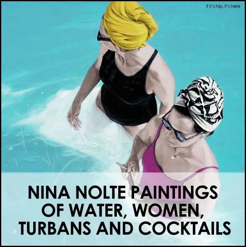 Nina Nolte Paintings