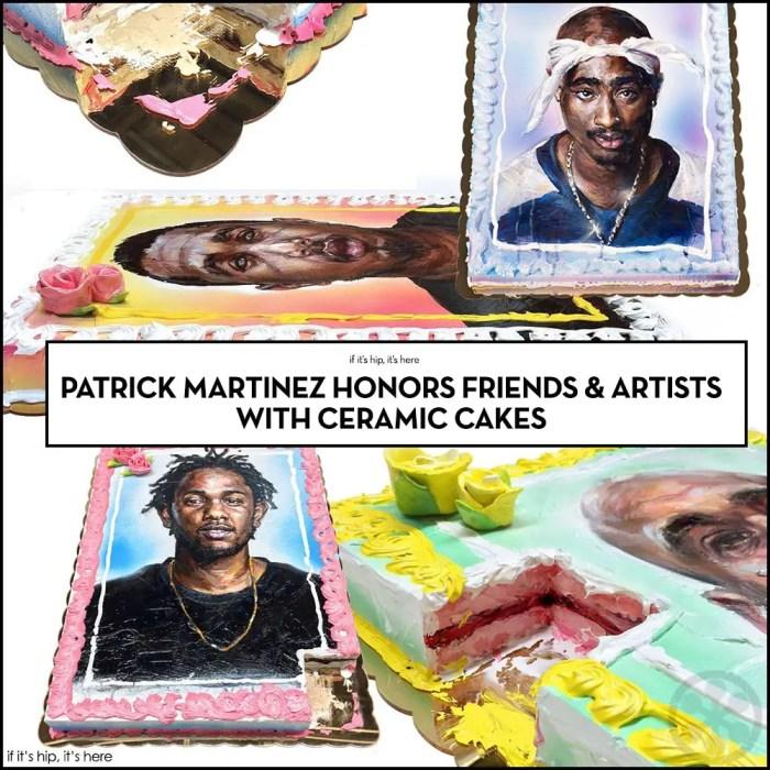 Patrick Martinez Cakes