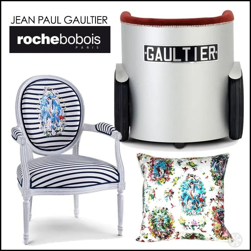 Jean Paul Gaultier for Roche Bobois - Artsy Furniture 5521ece80