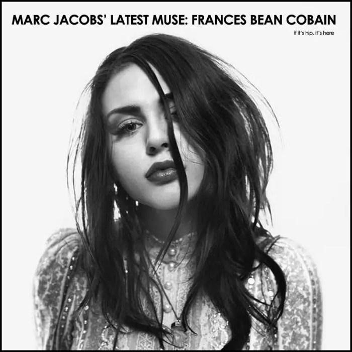 Frances Bean For Marc Jacobs