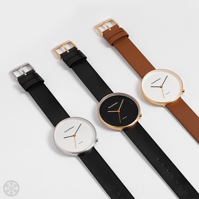 Cate & Nelson Watches by Cate Högdahl & Nelson Ruiz-Acal