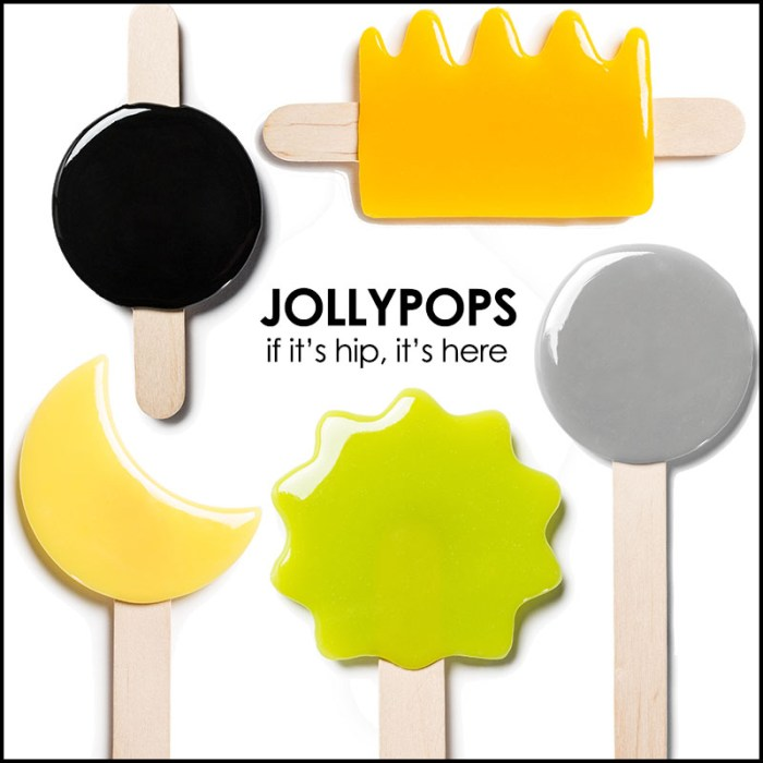 March Brand Jollypops