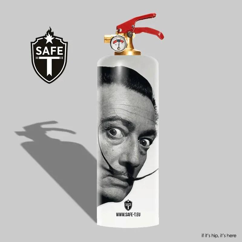 Safe-T Design Fire Extinguishers
