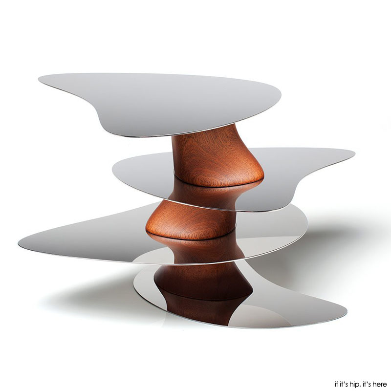 Alessi Floating Cake Stand