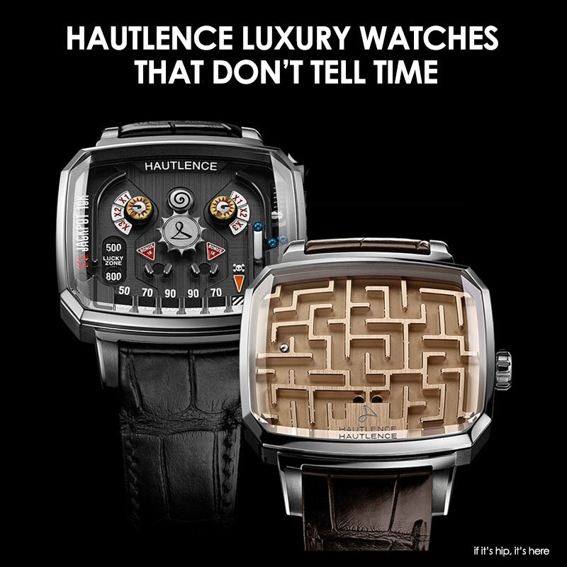Hautlence Playground Watches
