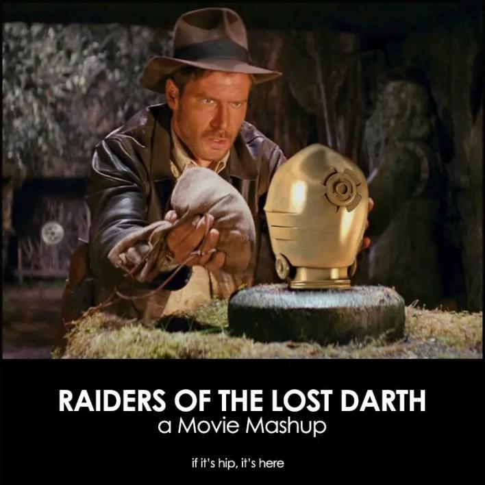 Raiders Of The Lost Darth Movie Mashup