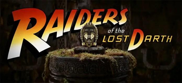 Raiders Of The Lost Darth