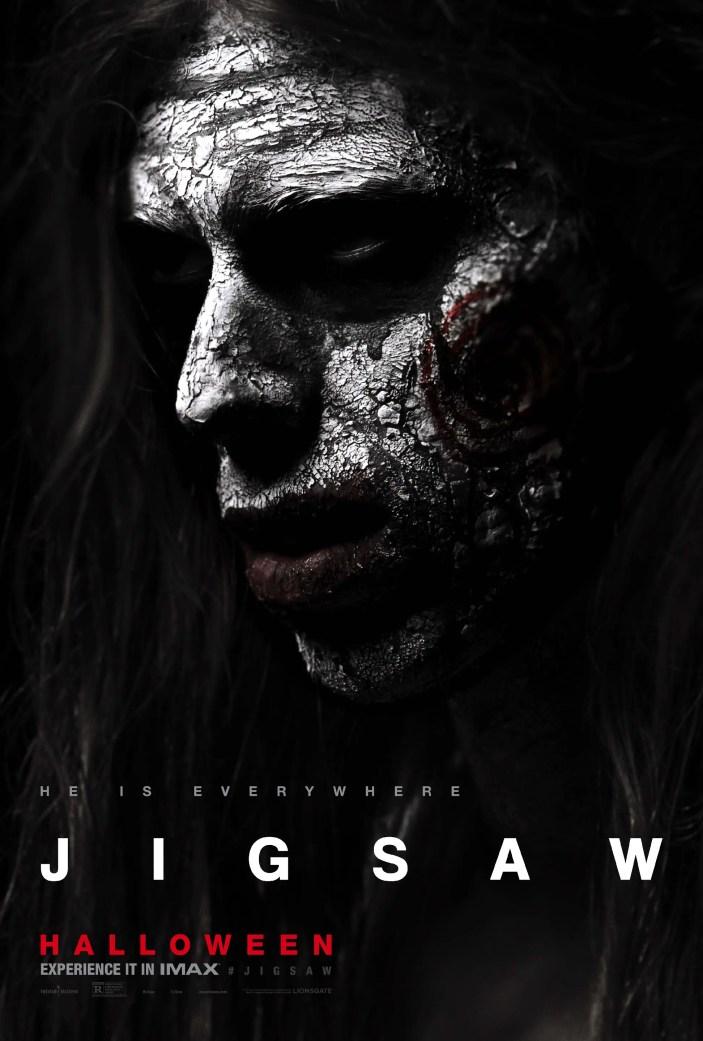 JIGSAW movie poster