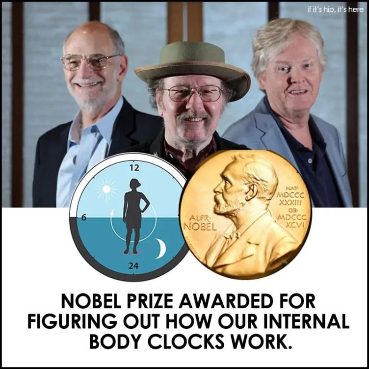 Nobel Prize Awarded For Understanding Internal Body Clocks
