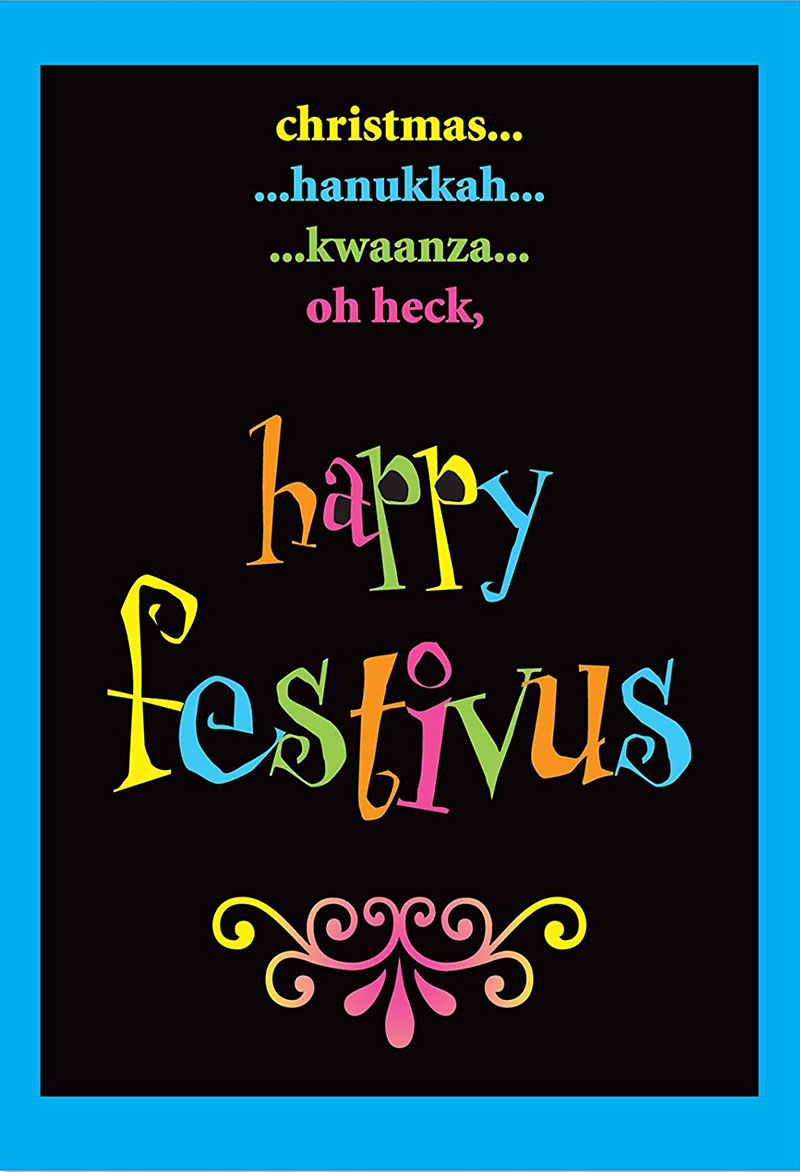 The Story Of Festivus And Festivus Holiday Products