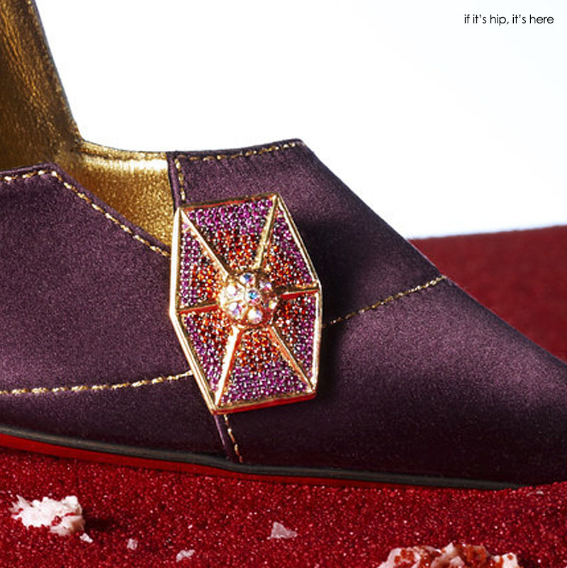 1374e9738fc Louboutin Star Wars Shoes Benefit Starlight Foundation – if it's hip ...
