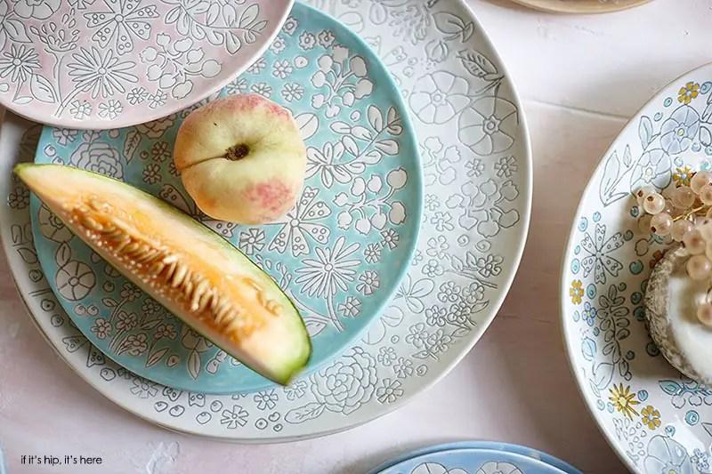 Carolina Silva Dorotea Dinnerware