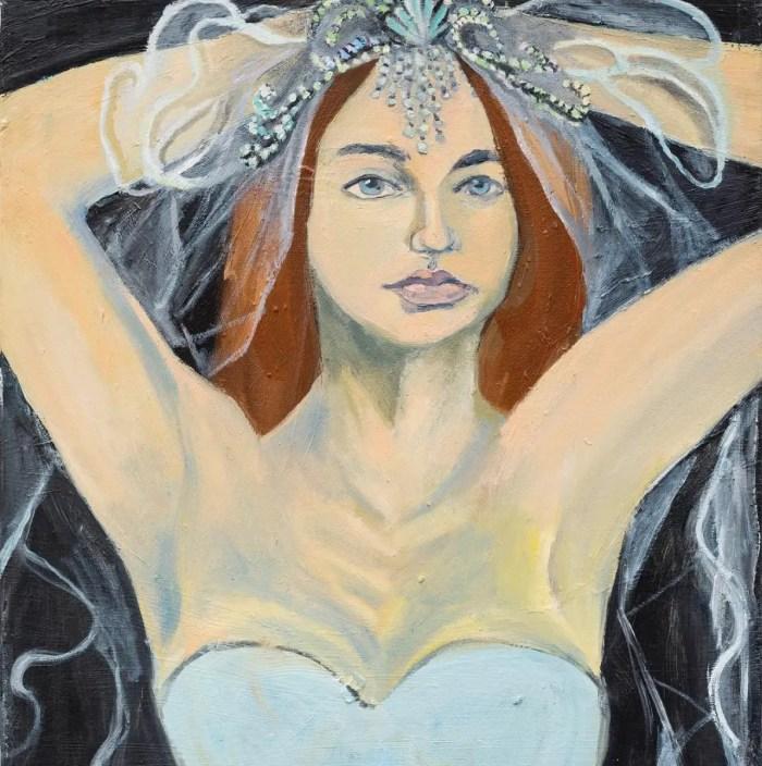 Jemima Kirke Bride Paintings