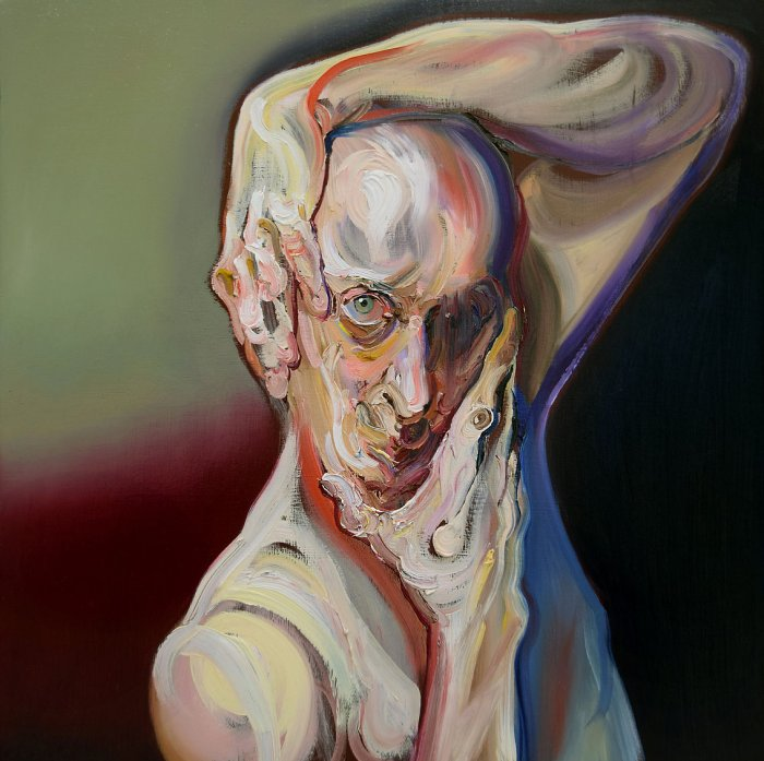 Loribelle Spirovski paintings