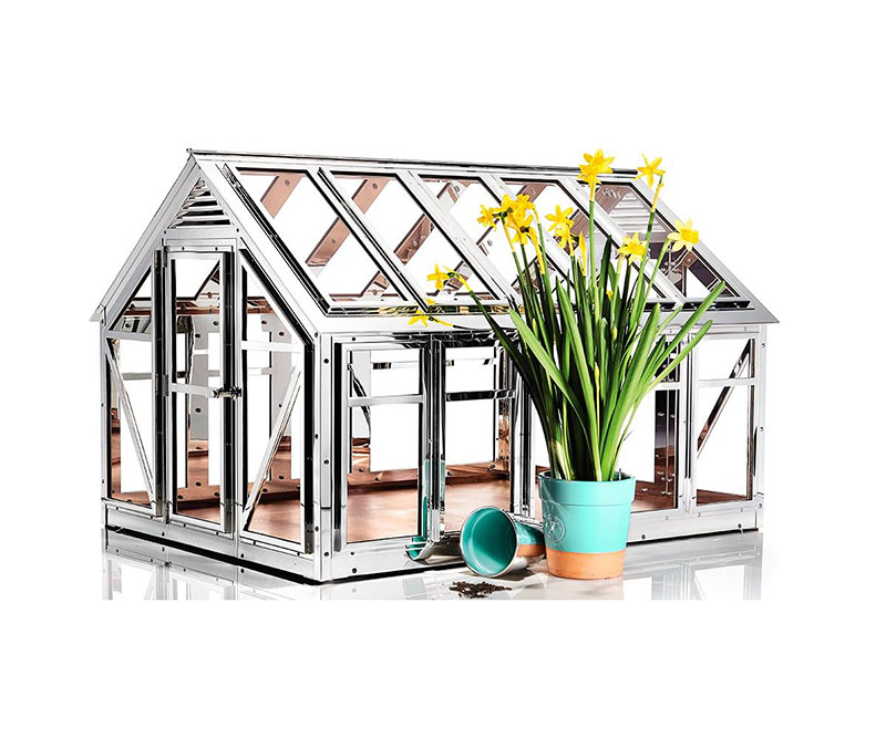 Tiffany & Co. The Greenhouse Project