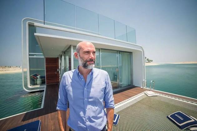 Senior Architect Marco Bolzoni