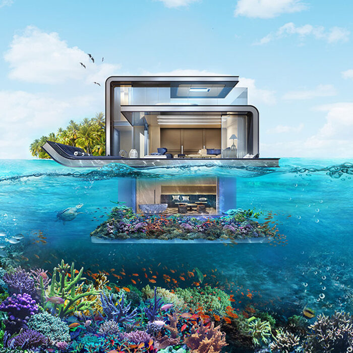 Floating Seahorse Villa Signature Edition